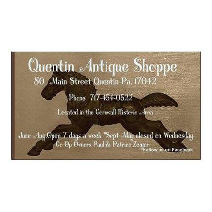 Quentin Antique Shopp