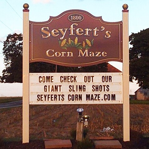 Seyfert's Corn Maze