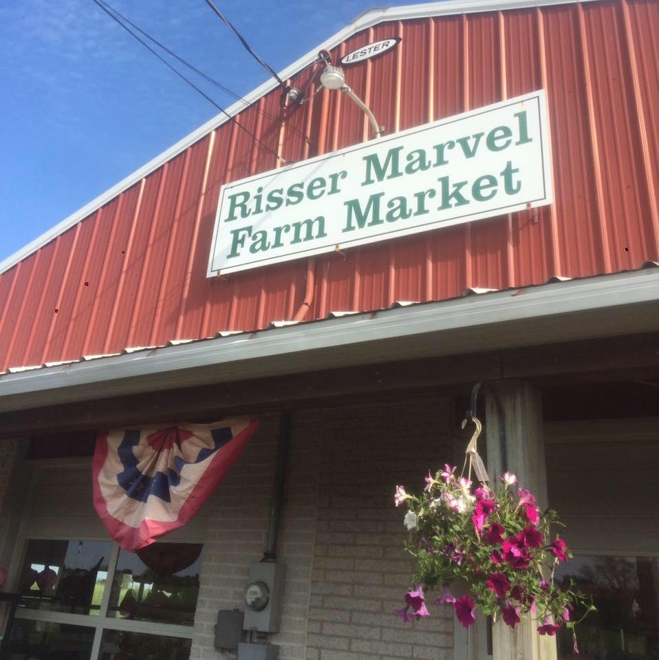 Risser Marvel Farm Market Visit Lebanon Valley Pennsylvania