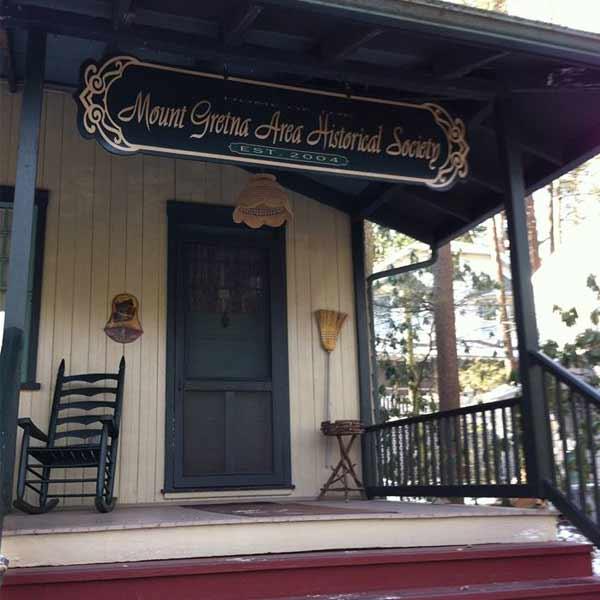 Mt. Gretna Area Historical Society