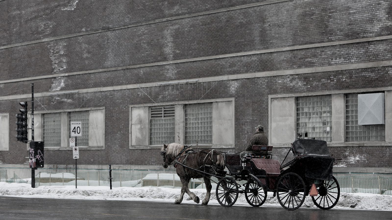 Holiday Carriage Rides in Lebanon