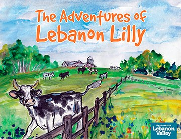 Lebanon Lilly Book Cover
