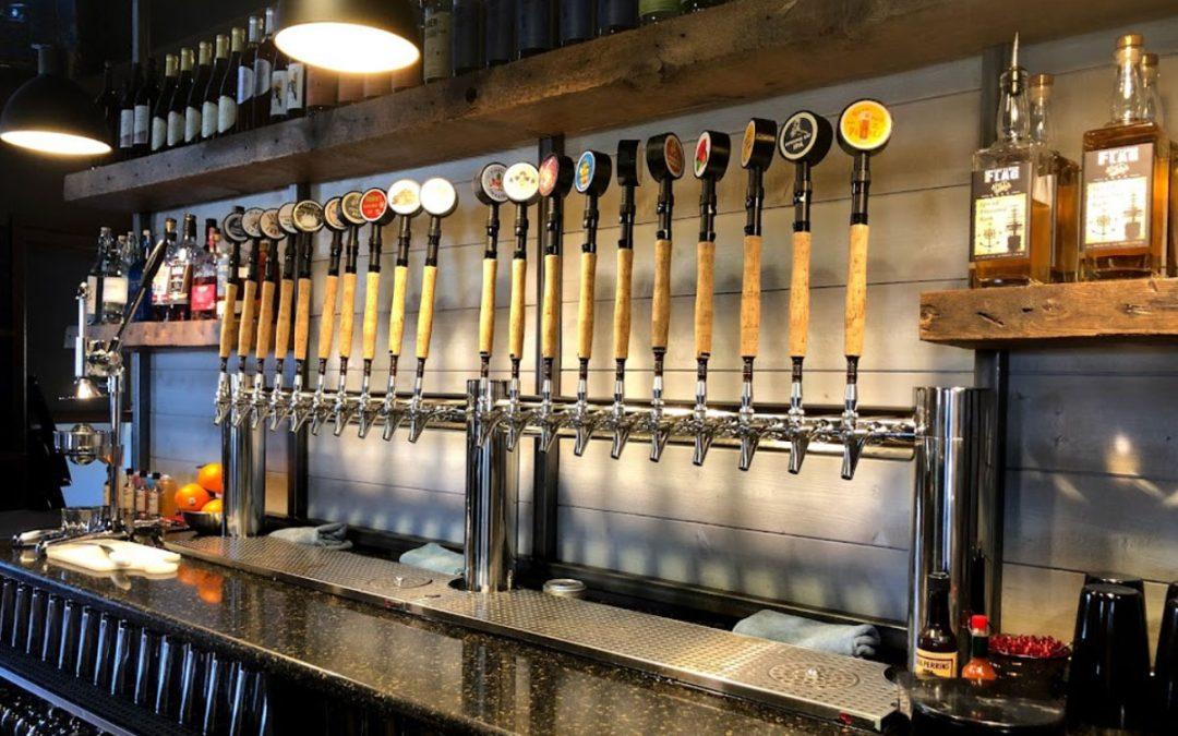 Snitz Creek Brewery at Fort Indiantown Gap
